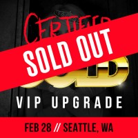 Feb 28 - Seattle, WA (Certified Gold)