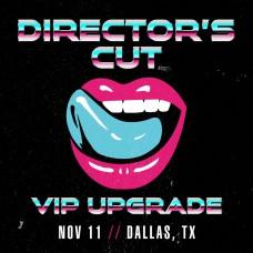 Nov 11 - Dallas, TX (Director's Cut)