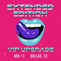 Nov 11 - Dallas, TX (Extended Edition)