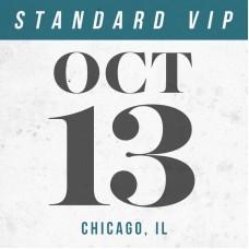 Oct 13 // Chicago, IL [STANDARD VIP]