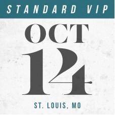 Oct 14 // St. Louis, MO [STANDARD VIP]
