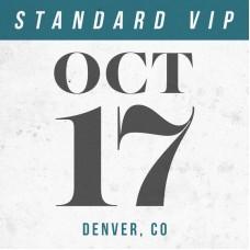 Oct 17 // Denver, CO [STANDARD VIP]