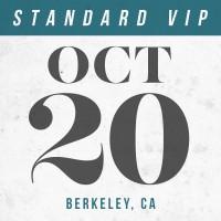 Oct 20 // Berkeley, CA [STANDARD VIP]