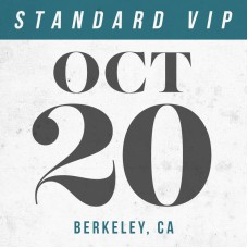 Oct 20 // Berkeley, CA [STANDARD VIP]