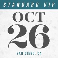 Oct 26 // San Diego, CA [STANDARD VIP]