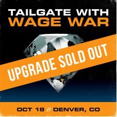 Oct 18 // Denver, CO
