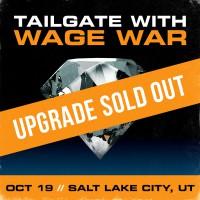 Oct 19 // Salt Lake City, UT