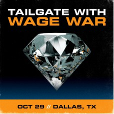 Oct 29 // Dallas, TX
